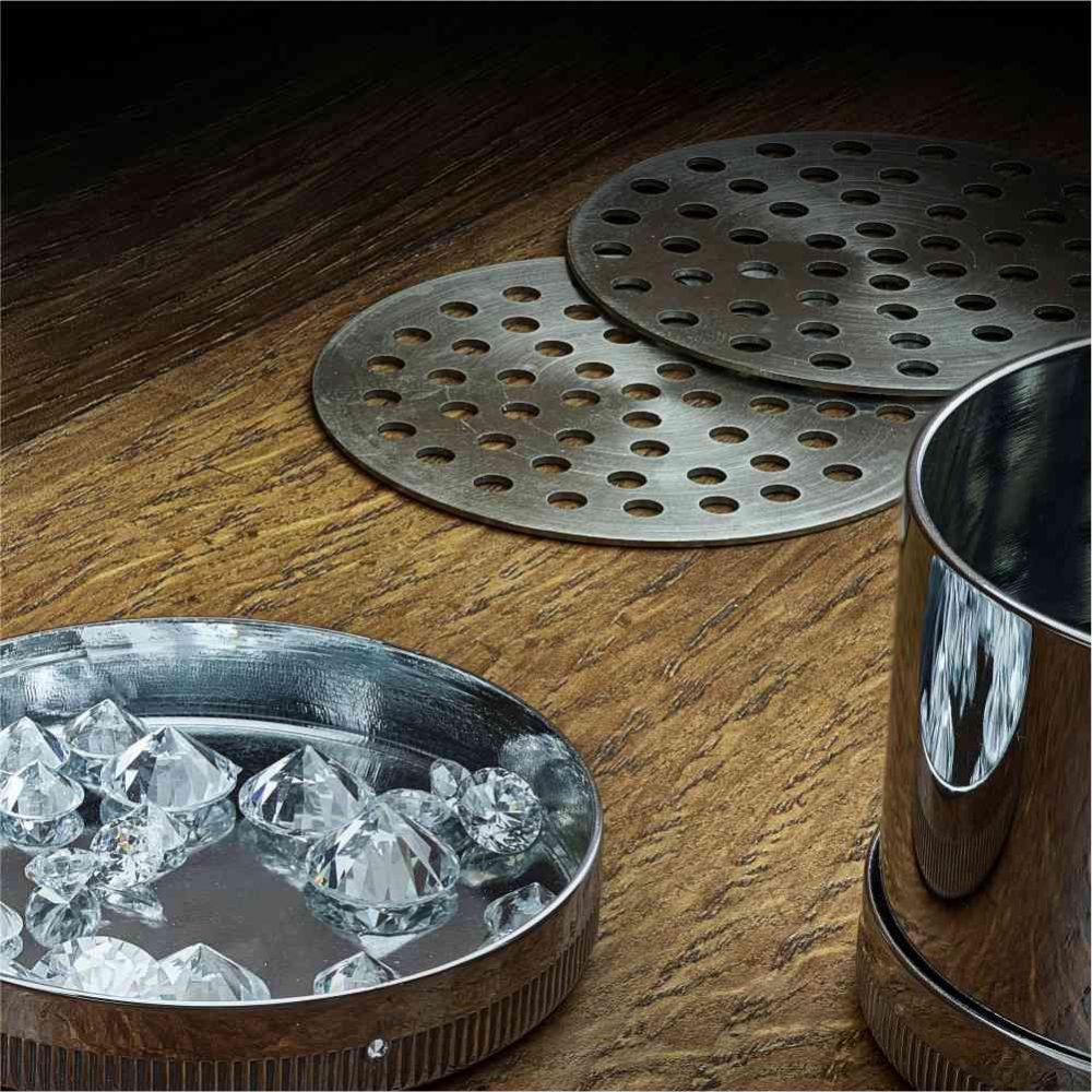 Diamond sieves main